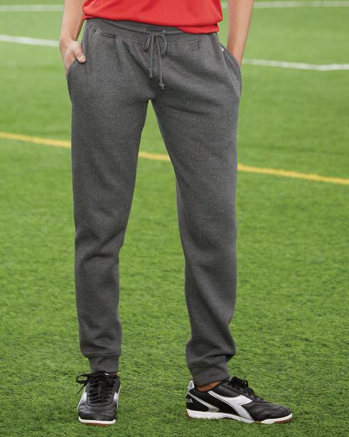 Badger Women's Sport Athletic Fleece Joggers 1216