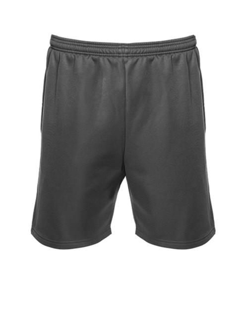 "Badger Unisex Polyfleece 7"" Shorts 1407"