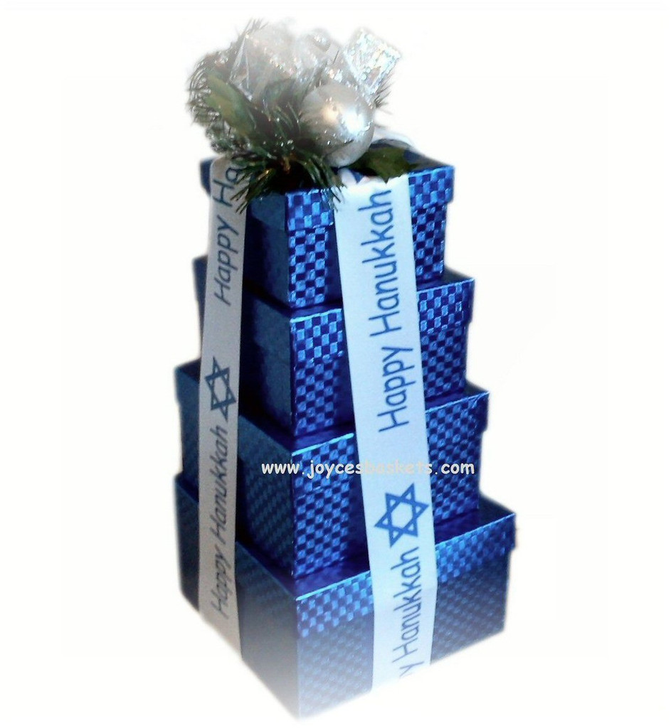 Hanukkah - Gift Towers