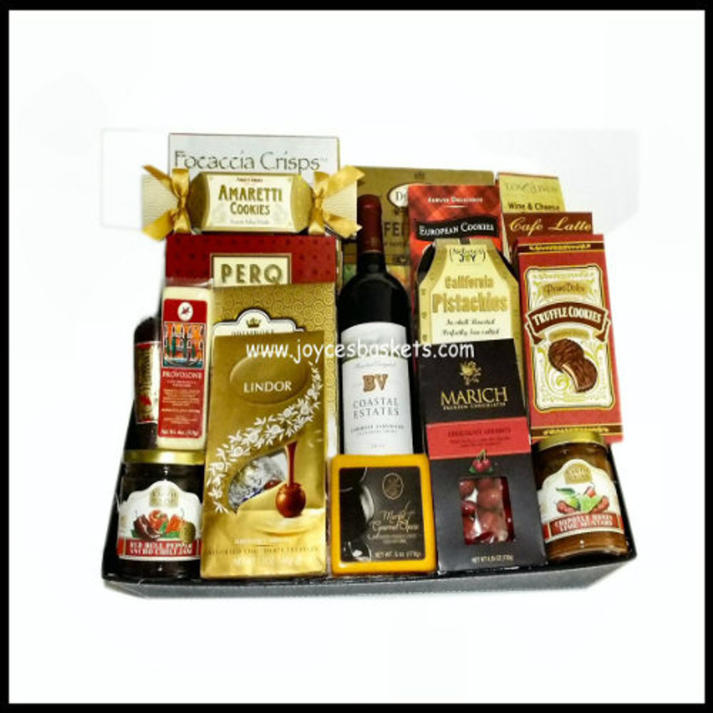 Many Thanks - Gift Basket