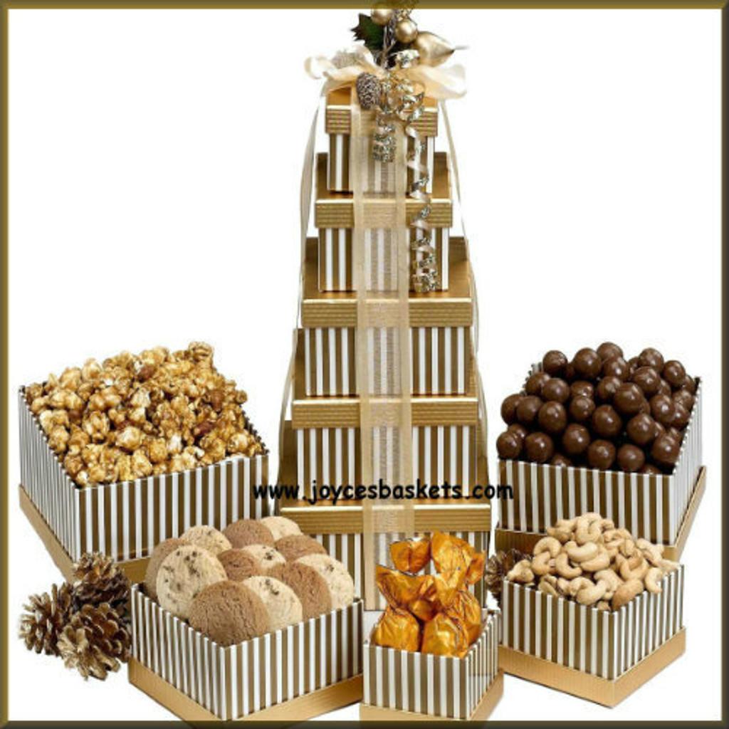 Chocolate Gift Towers