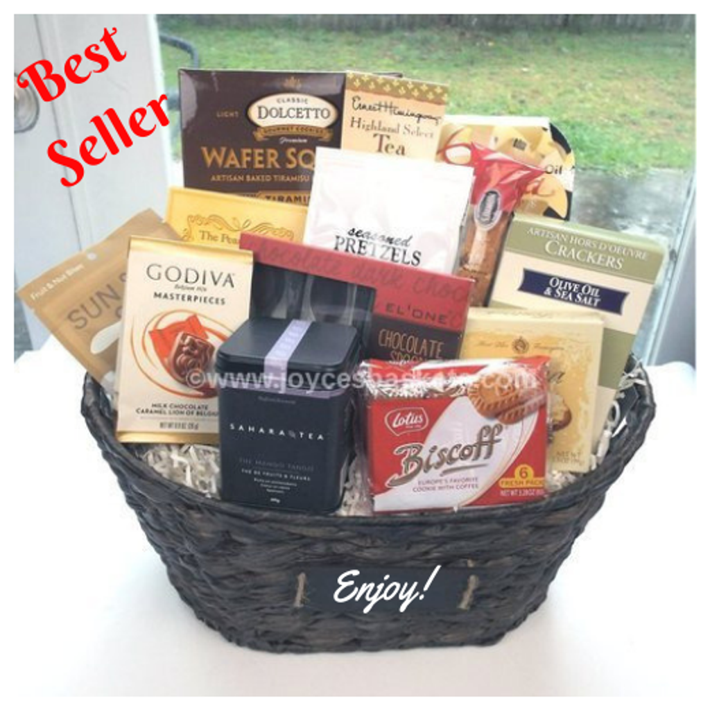 Enjoy - Gourmet Gift Basket