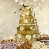 Golden Touch of Class - Gift Towers