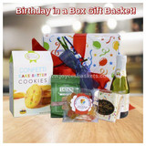 Birthday in a Box - Gift Basket