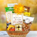 Harvest Blessings - Thanksgiving Gift Basket by Joyce's Baskets