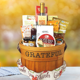 Grateful Blessings - Thanksgiving Gift Basket by Joyce's Baskets