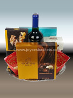 Chocolate and Wine - Gift Basket