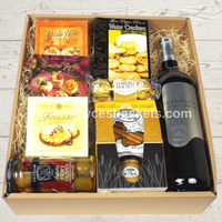 The Sterling  wine gift box perfect for any special or not occasion.