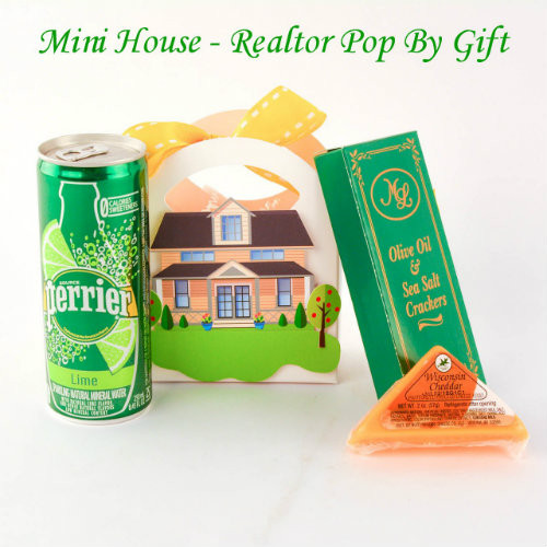 Mini House - Realtor Pop By Gift