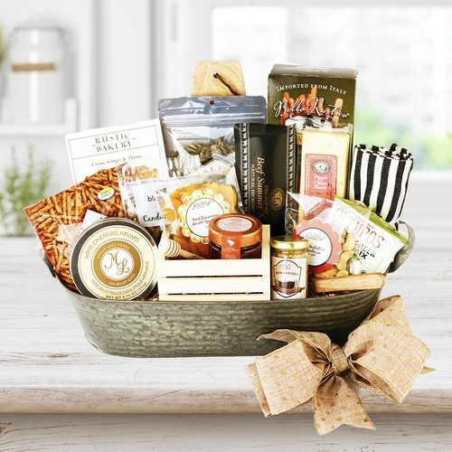 Artisan Flavors - Gift Basket