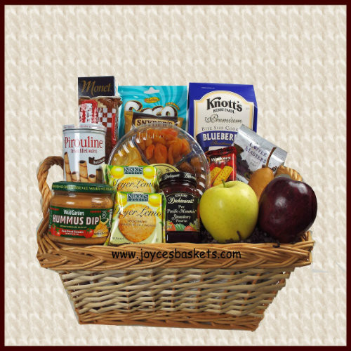 Kosher Get Well Gift Basket
