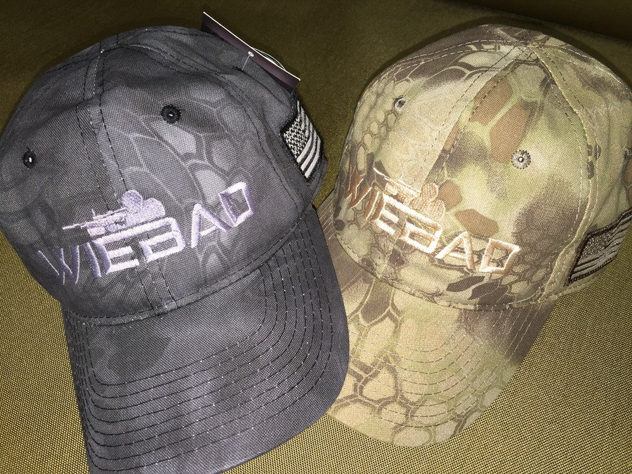 WieBad Kryptek Hats