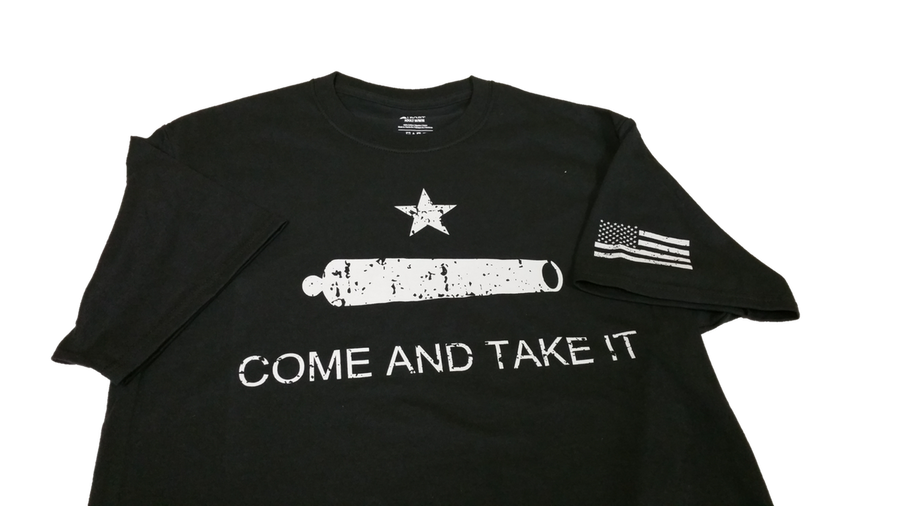 WieBad Come And Take It  Logo T-Shirt