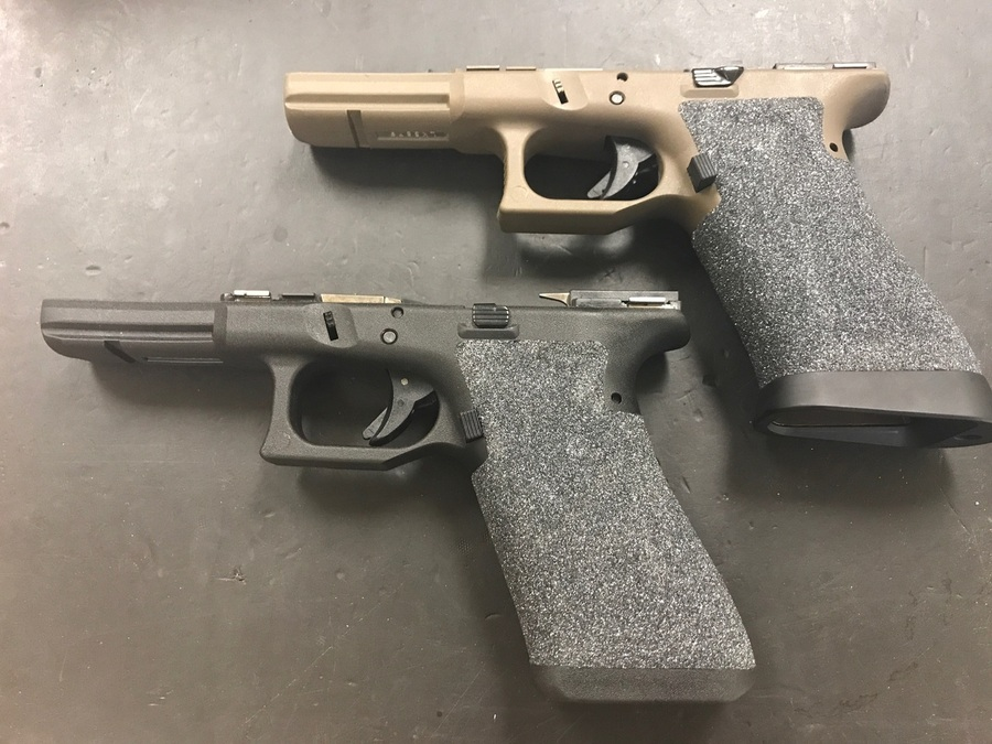 Frame / Grip Modifications