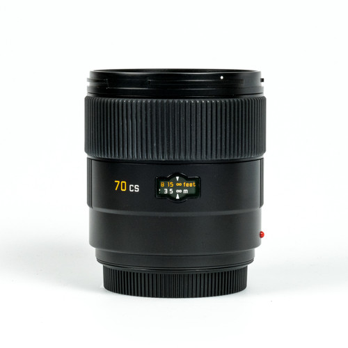 Pre-Owned Leica 70mm f2.5 Summarit-S CS #4128779