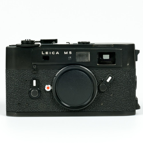 Pre-Owned Leica M5 Black #1291247