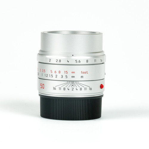 Pre-Owned Leica 50mm f2 APO-Summicron-M #4666859