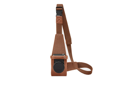 Leica Zegna Q & M System Holster Tan