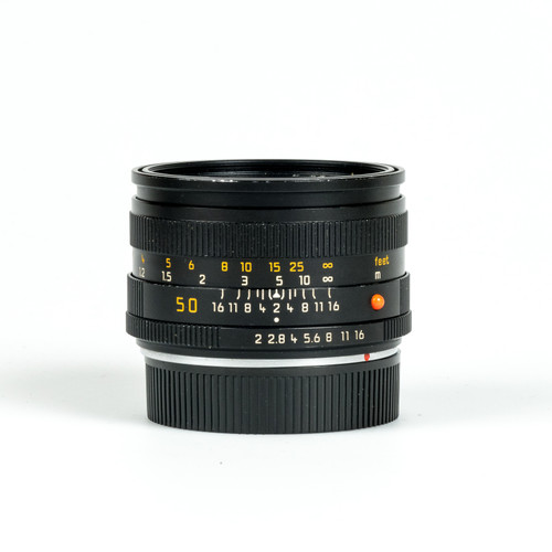 Pre-Owned Leica 50mm f2 Summicron-R ROM'd #3840970