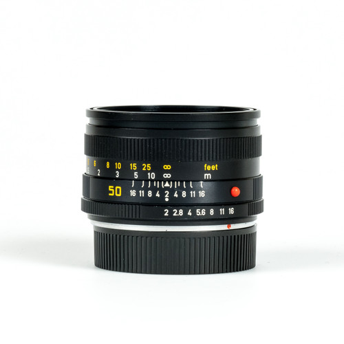 Pre-Owned Leica 50mm f2 Summicron-R #2942125