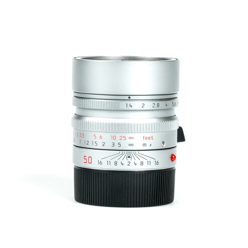 Pre-Owned Leica 50mm f1.4 Summilux-M Chrome #4142964