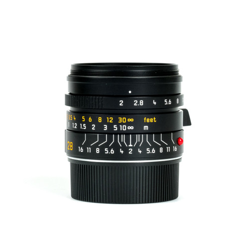 Pre-Owned Leica 28mm f2 Summicron-M #4697825