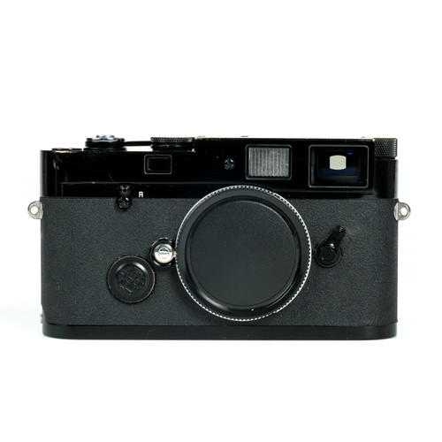 Pre-Owned Leica MP Black Paint #5257126