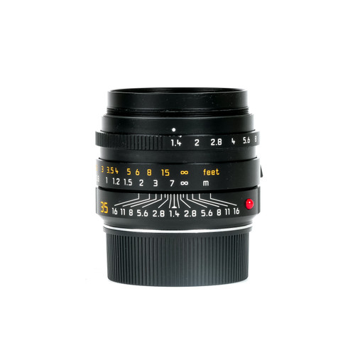 Pre-Owned Leica 35mm f1.4 Summilux-M #4783207