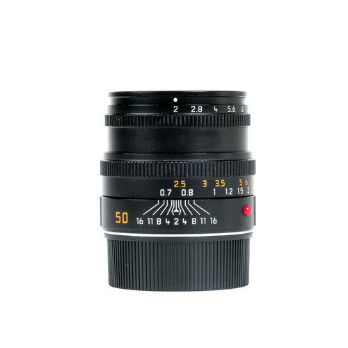 Pre-Owned Leica 50mm f2 Summicron #4614598