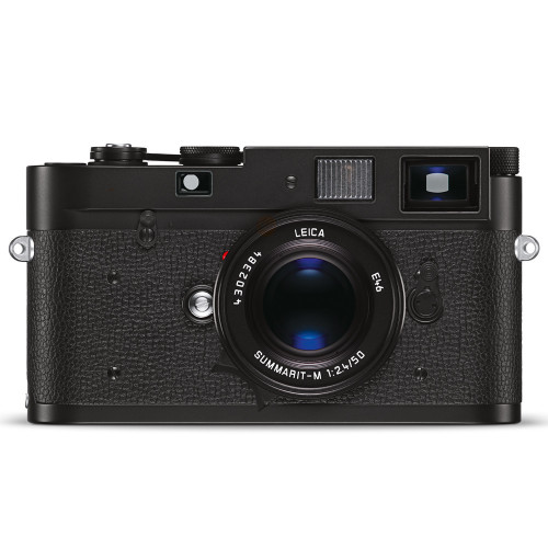 Leica M-A (Typ 127), Black Chrome Finish