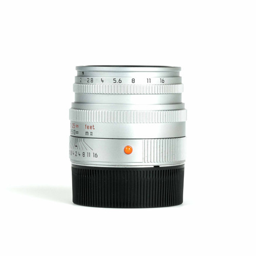 Pre-Owned Leica 50mm f2 Summicron-M #3915224