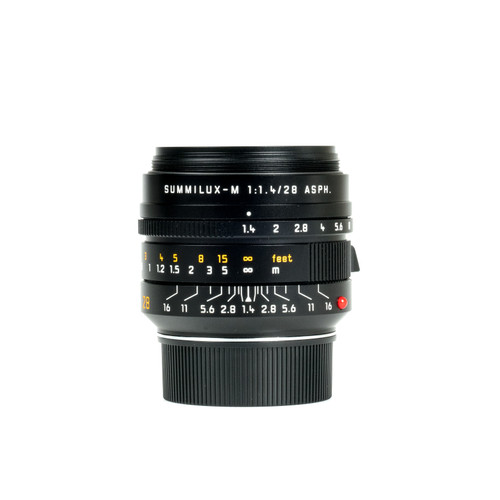 Pre-Owned 28mm f1.4 Summilux-M #4702276