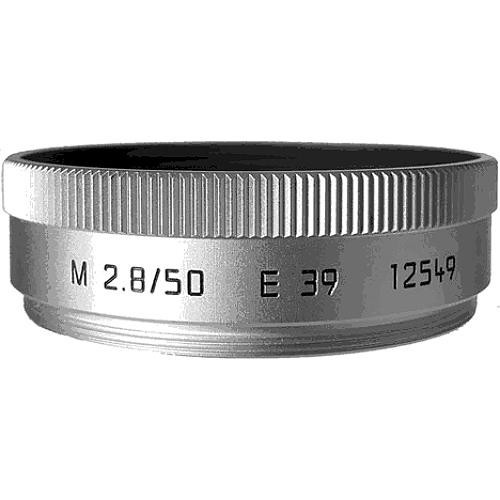 Leica Hood for 50mm f/2.8 Silver (11823)