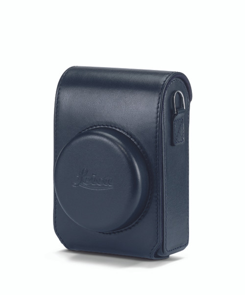 C-Lux Case, leather, blue