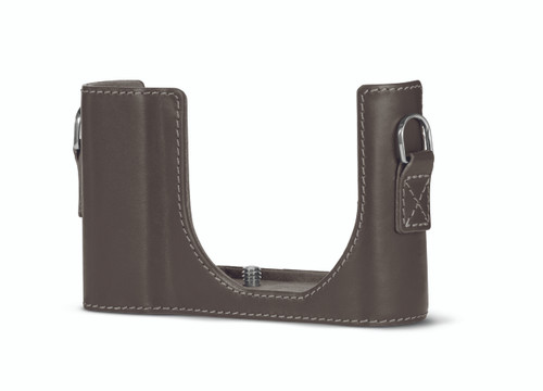C-Lux Protector, leather, taupe