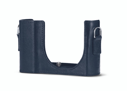 C-Lux Protector, leather, blue