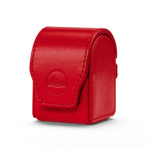 Leica Flash Case, D-Lux, red