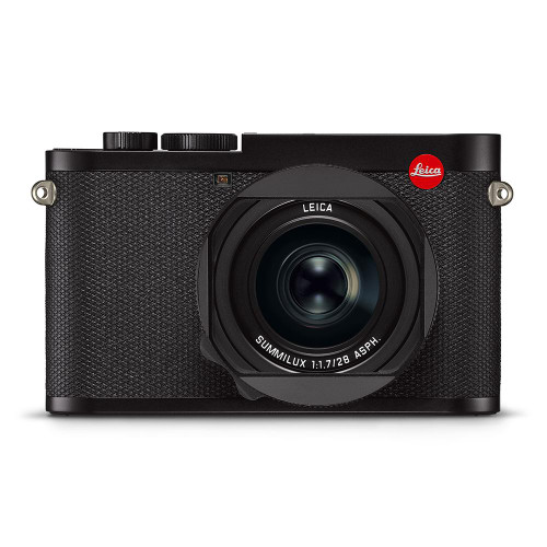 Leica Q2, black anodized