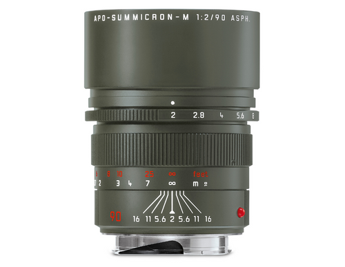 Leica APO-Summicron-M 90mm f/2 ASPH Edition 'Safari'