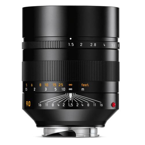 Leica Summilux-M 90 mm f/1.5 ASPH