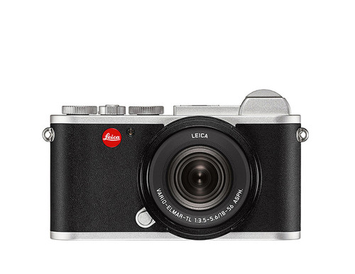 LEICA CL Silver Vario Kit w/ 18-56mm Lens