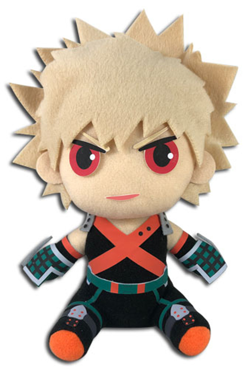 Bakugo Hero Costume Sitting Ver 2 My Hero Academia Great Eastern 8-in
