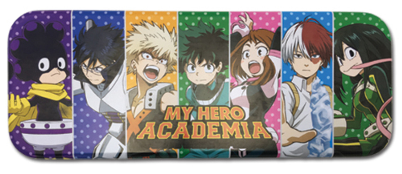 My Hero Academia - Main Characters Pencil Case 4908618BAS