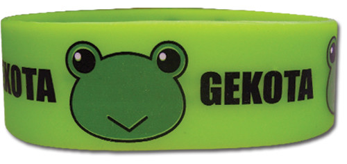 A Certain Scientific Railgun Gekota Pvc Wristband 6403818BAS
