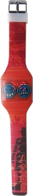 One Piece - Ace Icon Led Watch 6359618BAS