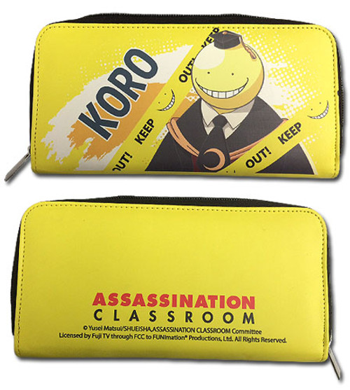 Assasination Classroom - Koro Group Wallet 8045518BAS