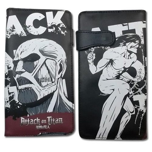 Attack On Titan - Attack On Giant Wallet 6179918BAS