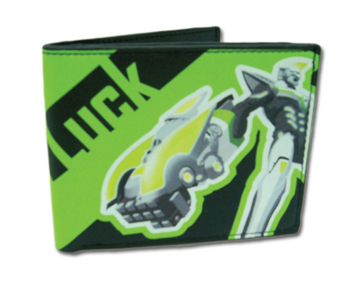 Tiger & Bunny - Good Luck Wild Tiger Be-fold Wallet 6103818BAS