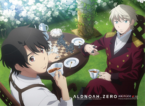Aldnoah Zero - Group 04 Wall Scroll 8653918BAS