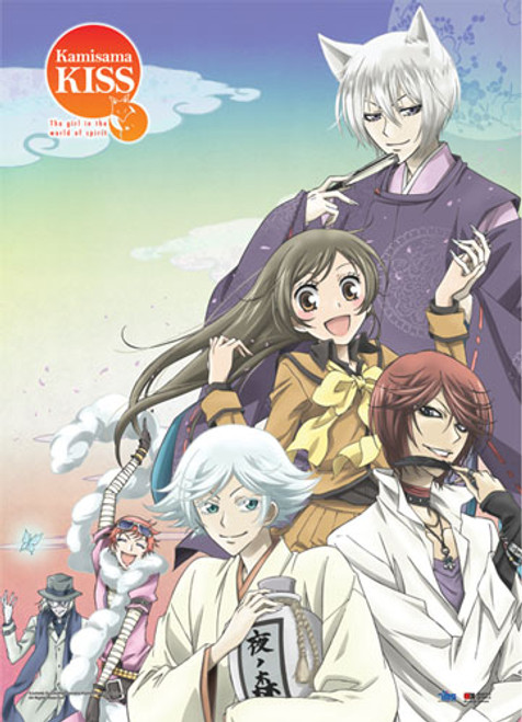 Kamisama Kiss - Key Art Wallscroll 6075018BAS